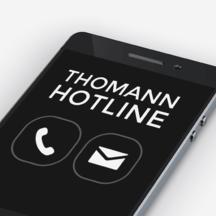 Wie kann ich persönlich mit Thomann in Kontakt treten?