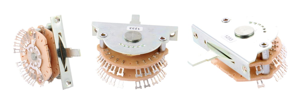 Fender 5-Weg Super Schalter