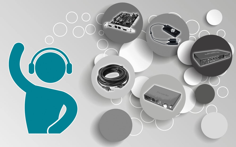 Thomann Online Guides Conclusion Audio Interfaces – Thomann Ireland