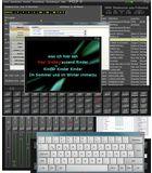 Mjukvara & ljud för keyboards