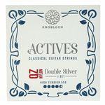 Knobloch Strings Double Silver Nylon 550ADQ