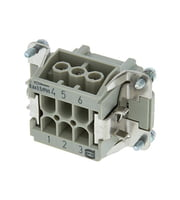6-pol Multipin Plugs