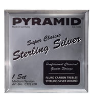 Carbon Classical Guitar Strings
