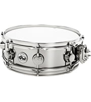 "13"" Steel Snare Drums"
