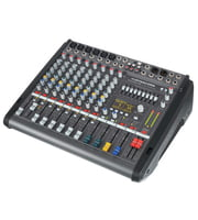 Powered Mixing Desks