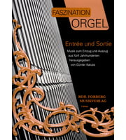 Sheet Music for Organ