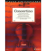 Classical Sheet Music for Violin