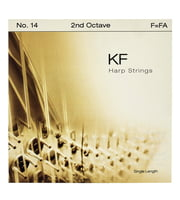 Strings for harps