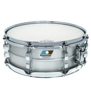 Snare drums with aluminium shell