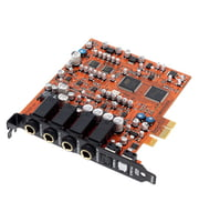 PCIe Audio Interfaces