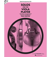 Classical Viola Sheet Music