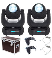 Conjuntos com Scanners / Moving Heads