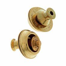 Dunlop Straplocks Brass Dual Design