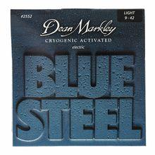 Dean Markley 2552 Blue Steel Electric LT