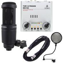 Audio-Technica AT2020 Bundle