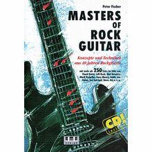 AMA Verlag Masters of Rock Guitar 1
