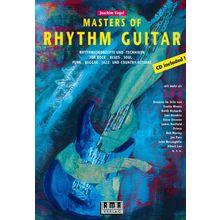 AMA Verlag Masters Of Rhythm Guitar