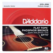 Daddario EFT17