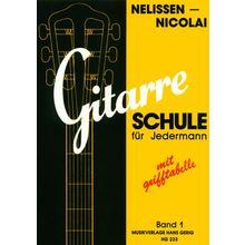 Gerig Musikverlag Gitarrenschule für Jedermann