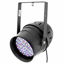 Stairville LED PAR 64 10 mm black RGB