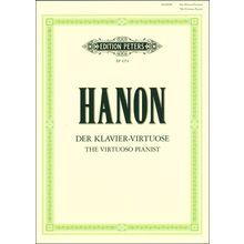 Edition Peters Hanon Der Klavier-Virtuose