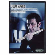 Hudson Music Jojo Mayer Secret Weapons 1 D
