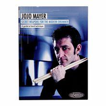 Hudson Music Jojo Mayer Secret Weapons 1