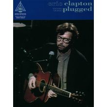 Wise Publications Eric Clapton Unplugged