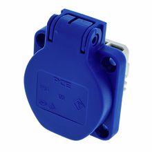 PCE 105-0b S-Nova Socket Blue