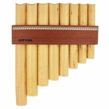 Gewa Pan flute C- Major 8 Pipes