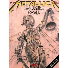 Cherry Lane Music Company Metallica And Justice For All