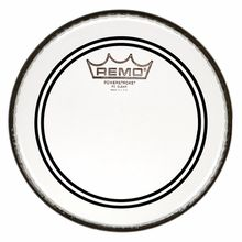 """Remo 08"""" Powerstroke 3 Clear"""