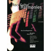 AMA Verlag Rock Guitar Harmonies