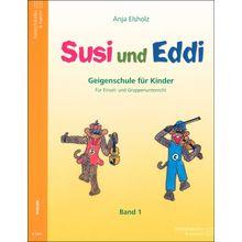Heinrichshofen's Verlag Susi & Eddi Geigenschule 1