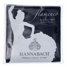 Hannabach 827MT Flamenco Black