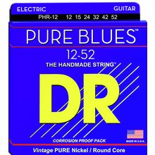 DR Strings Pure Blues PHR-12