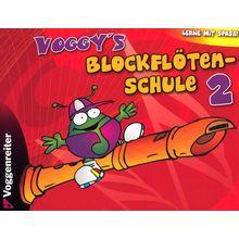 Voggenreiter Voggy's Blockflötenschule 2