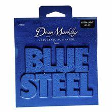 Dean Markley 2670 Blue Steel Bass XL