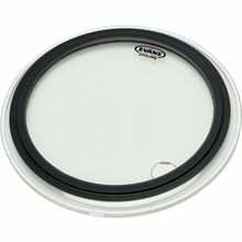 """Evans 20"""" EMAD Clear Bass Drum"""