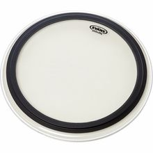 """Evans 22"""" EMAD Clear Bass Drum"""