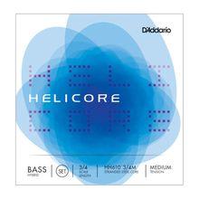 Daddario HH610-3/4M Helicore Bass 3/4