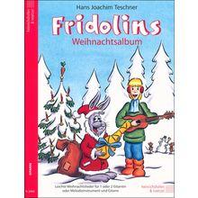 Heinrichshofen's Verlag Fridolins Weihnachtsalbum