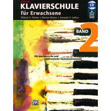 Alfred Music Publishing Klavierschule für Erwachsene 2