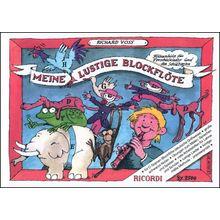 Ricordi Lustige Blockflöte 1 Deutsch