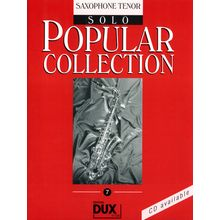 Edition Dux Popular Collection 7 T-Sax