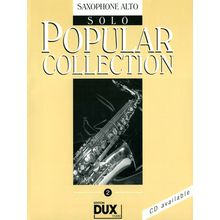 Edition Dux Popular Collection 2 A-Sax