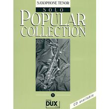 Edition Dux Popular Collection 1 T-Sax