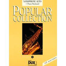 Edition Dux Popular Collection 5 A-Sax+P