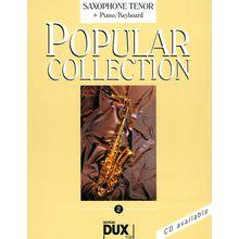 Edition Dux Popular Collection 2 T-Sax+P