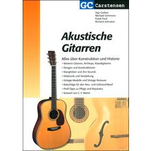 GC Carstensen Verlag Akustische Gitarren